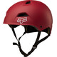 Fox Flight Sport Helmet Men dark red